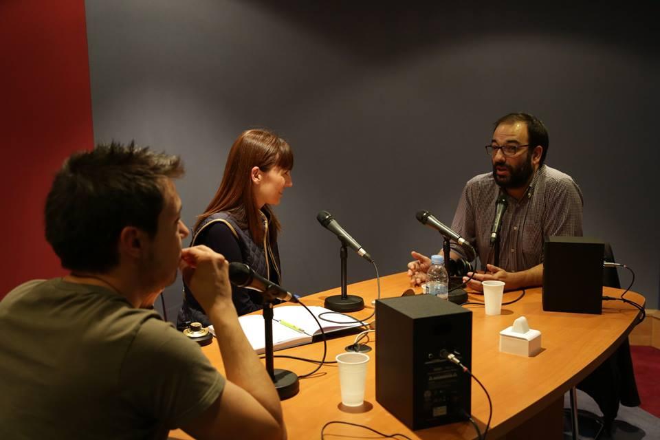 Entrevista a Luis @luisete y Fabián @fabiang